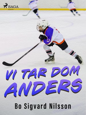 cover image of Vi tar dom, Anders