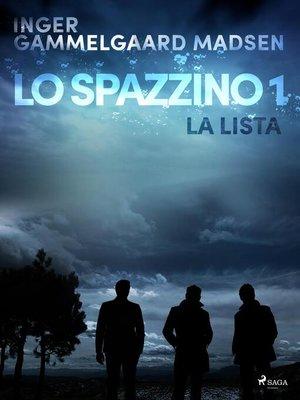cover image of Lo spazzino 1