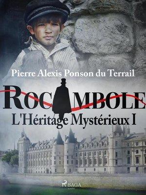 cover image of L'Héritage Mystérieux I