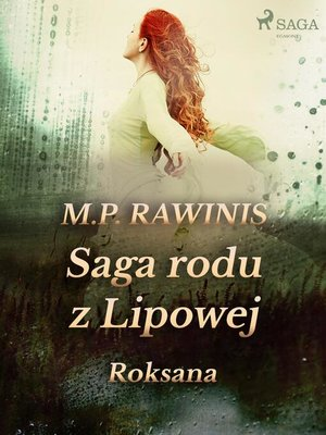 cover image of Saga rodu z Lipowej 15