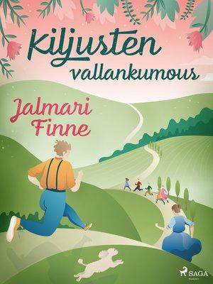 cover image of Kiljusten vallankumous