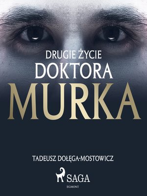 cover image of Drugie życie doktora Murka