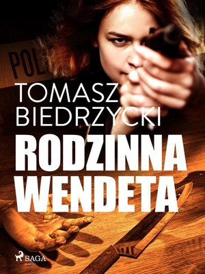 cover image of Rodzinna wendeta