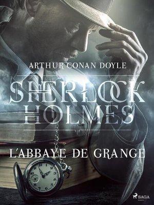 cover image of L'Abbaye de Grange