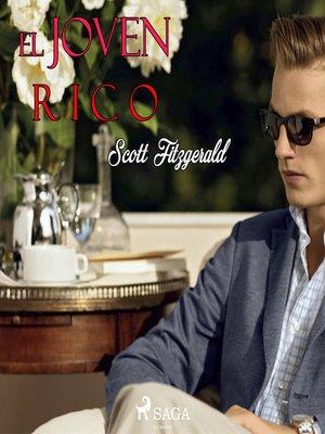 cover image of El joven rico