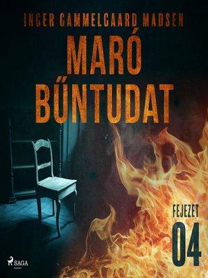 cover image of Maró bűntudat – 4. fejezet