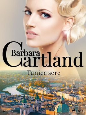 cover image of Taniec serc--Ponadczasowe historie miłosne Barbary Cartland