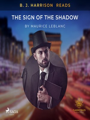 cover image of B. J. Harrison Reads the Sign of the Shadow