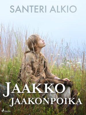 cover image of Jaakko Jaakonpoika