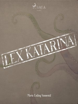 cover image of Lex Katarina