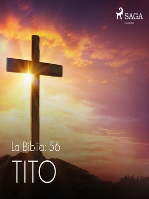 cover image of La Biblia