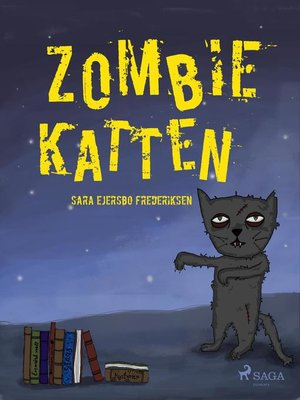 cover image of Zombiekatten