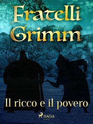 cover image of Il ricco e il povero