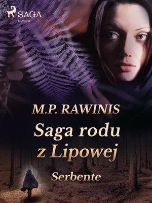 cover image of Saga rodu z Lipowej 36
