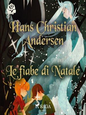 cover image of Le fiabe di Natale