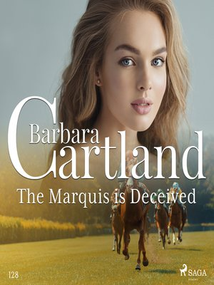 cover image of The Marquis is Deceived (Barbara Cartland's Pink Collection 128)