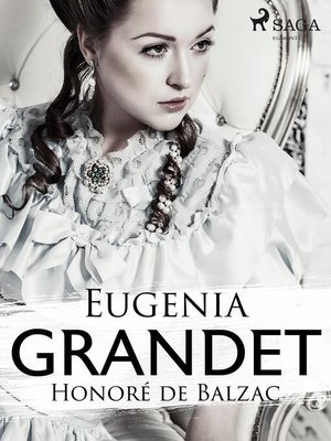 cover image of Eugenia Grandet