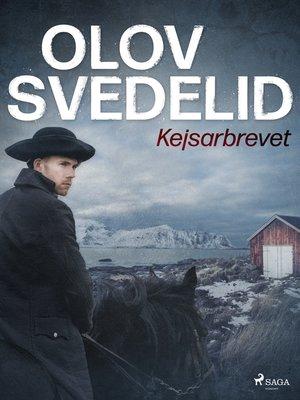 cover image of Kejsarbrevet