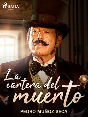 cover image of La cartera del muerto
