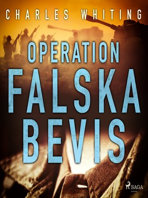 cover image of Operation Falska bevis