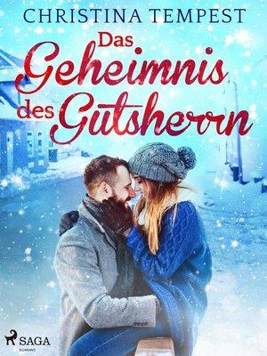cover image of Das Geheimnis des Gutsherrn