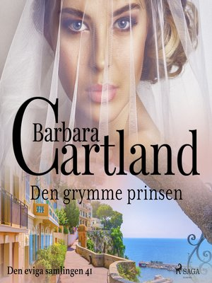 cover image of Den grymme prinsen