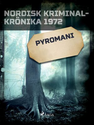 cover image of Pyromani