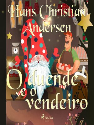 cover image of O duende e o vendeiro
