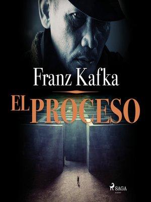 cover image of El proceso