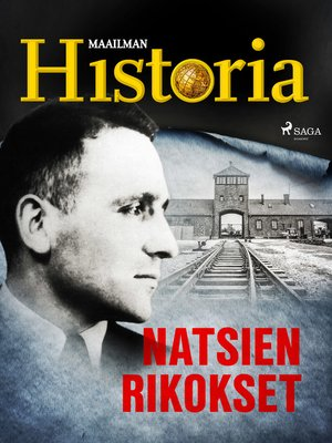 cover image of Natsien rikokset