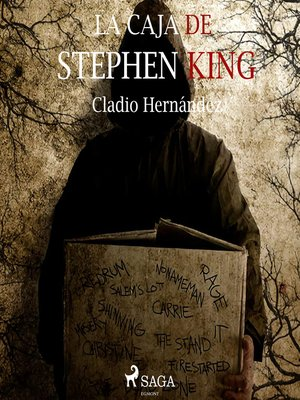 cover image of La caja de Stephen King