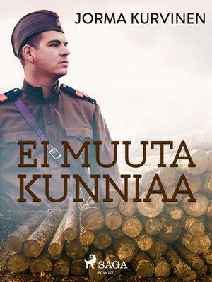 cover image of Eimuutakunniaa