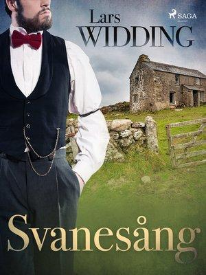 cover image of Svanesång
