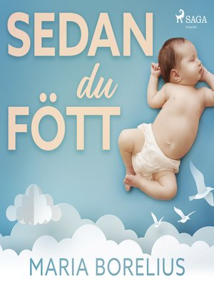 cover image of Sedan du fött