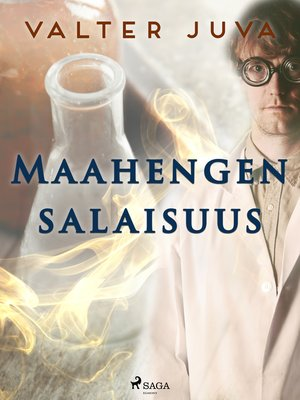 cover image of Maahengen salaisuus