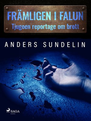 cover image of Främlingen i Falun