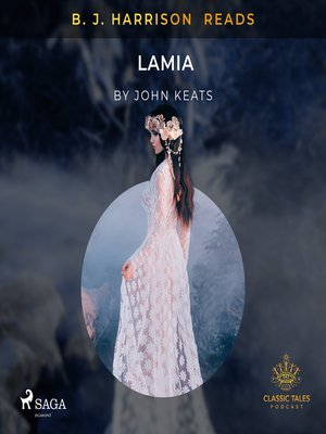 cover image of B. J. Harrison Reads Lamia
