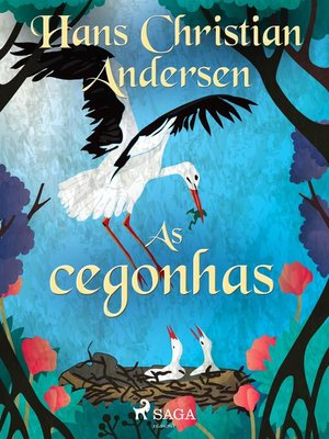 cover image of As cegonhas