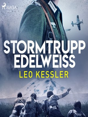 cover image of Stormtrupp Edelweiss