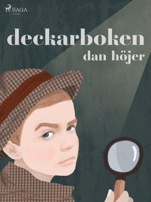 cover image of Deckarboken
