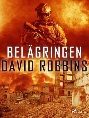 cover image of Belägringen