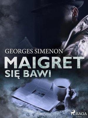 cover image of Maigret się bawi