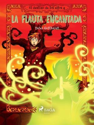 cover image of El destino de los elfos 4