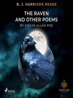 cover image of B. J. Harrison Reads the Raven and Other Poems