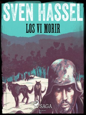 cover image of Los vi morir