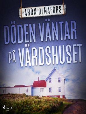 cover image of Döden väntar på värdshuset