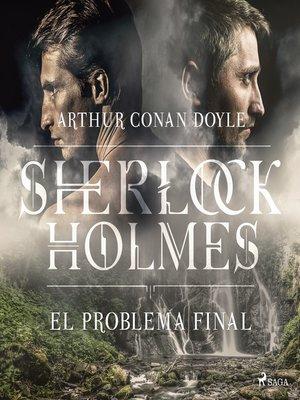 cover image of El problema final--Dramatizado