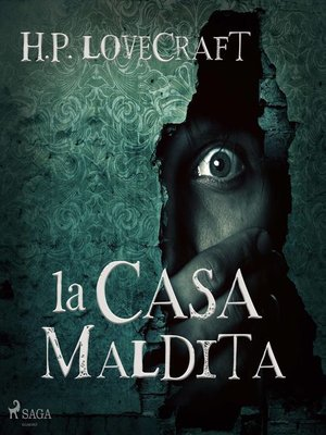 cover image of La casa maldita