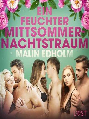 cover image of Ein feuchter Mittsommernachtstraum