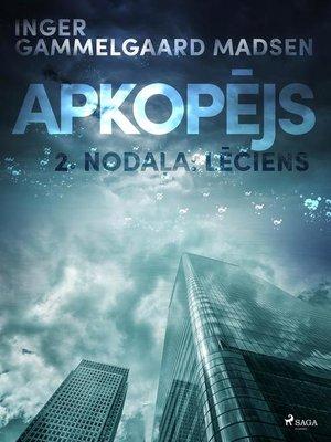 """cover image of Apkopējs, 2. nodaļa """"Lēciens"""""""